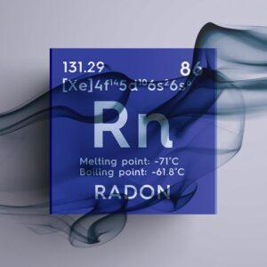 Corso gas radon